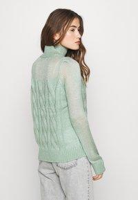 Fashion Union - ALAN - Jumper - green - 2