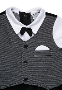 Jacky Baby - WAGENANZUG CLASSIC - Sleep suit - black - 3