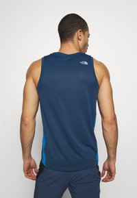 The North Face - MENS AMBITION TANK - Top - bluewngteal/clearlakeblue - 2