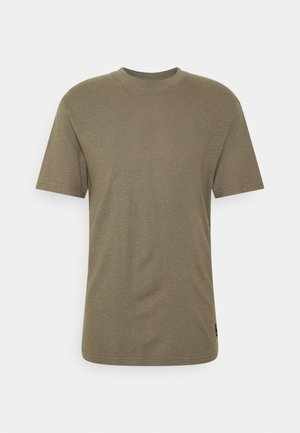 CLASSIC RETRO FIT TEE - T-shirt - bas - olive