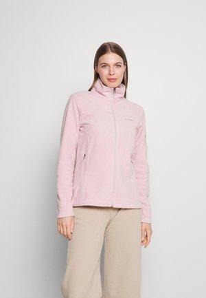 FAST TREK™ JACKET  - Fleecejacka - mineral pink