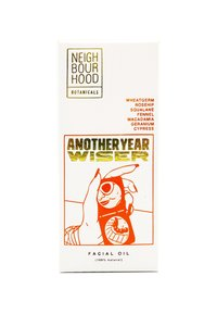 Neighbourhood Botanicals - ANOTHER YEAR WISER FACIAL OIL 30ML - Face oil - - - 1