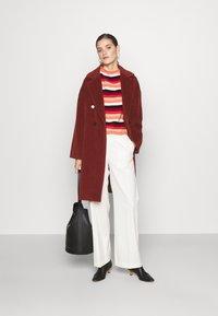 Marella - ZANORA - Classic coat - bruciato - 1