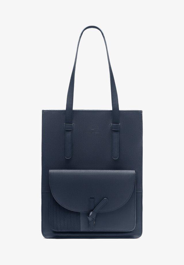 Cabas - dark blue