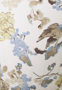 Lauren Ralph Lauren - TECH CREPE DRESS - Robe en jersey - cream/blue - 2