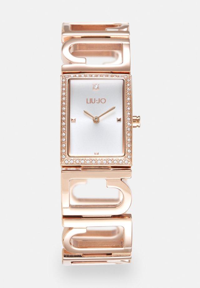 ALMA - Klokke - rose gold-coloured