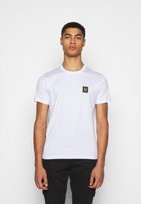 Belstaff - SHORT SLEEVED - T-shirt basic - white - 0