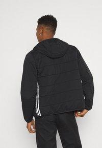 adidas Originals - HOODY - Light jacket - black - 2