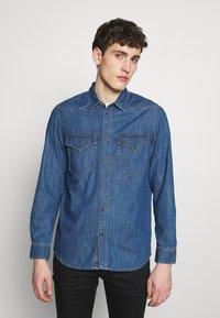 Zadig & Voltaire - STAN DENIM - Shirt - bleu - 0