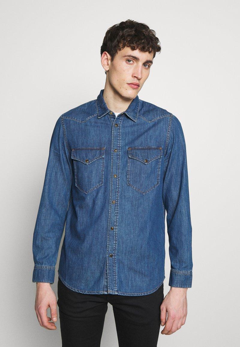 Zadig & Voltaire - STAN DENIM - Shirt - bleu
