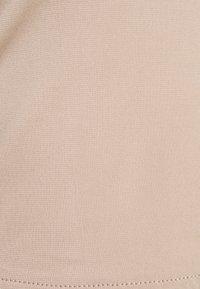 Nly by Nelly - EFFORTLESS CRISS CROSS  - Camiseta de manga larga - beige - 2