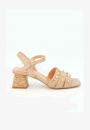 BOIRA - Sandals - sand
