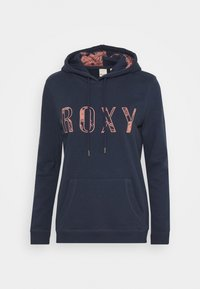 Roxy - RIGHT ON TIME - Jersey con capucha - mood indigo - 3