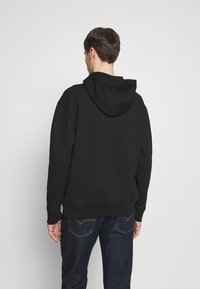 Hollister Co. - TONAL BOX  - Hoodie - black - 2