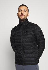 Haglöfs - ROC - Down jacket - true black - 3