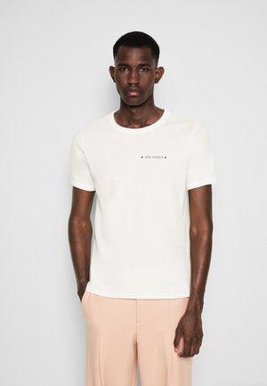 GARNER - T-shirt basique - off white