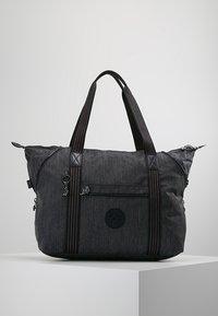 Kipling - ART M - Tote bag - active denim - 5