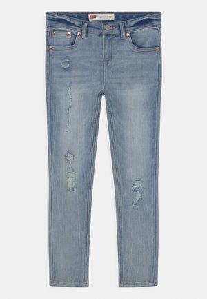 SKINNY TAPER - Jeans Skinny Fit - light-blue denim/light blue