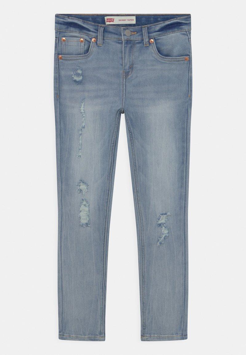 Levi's® - SKINNY TAPER - Jeans Skinny Fit - light-blue denim/light blue