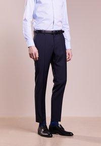 HUGO - GRIFFIN - Suit trousers - dark blue - 0
