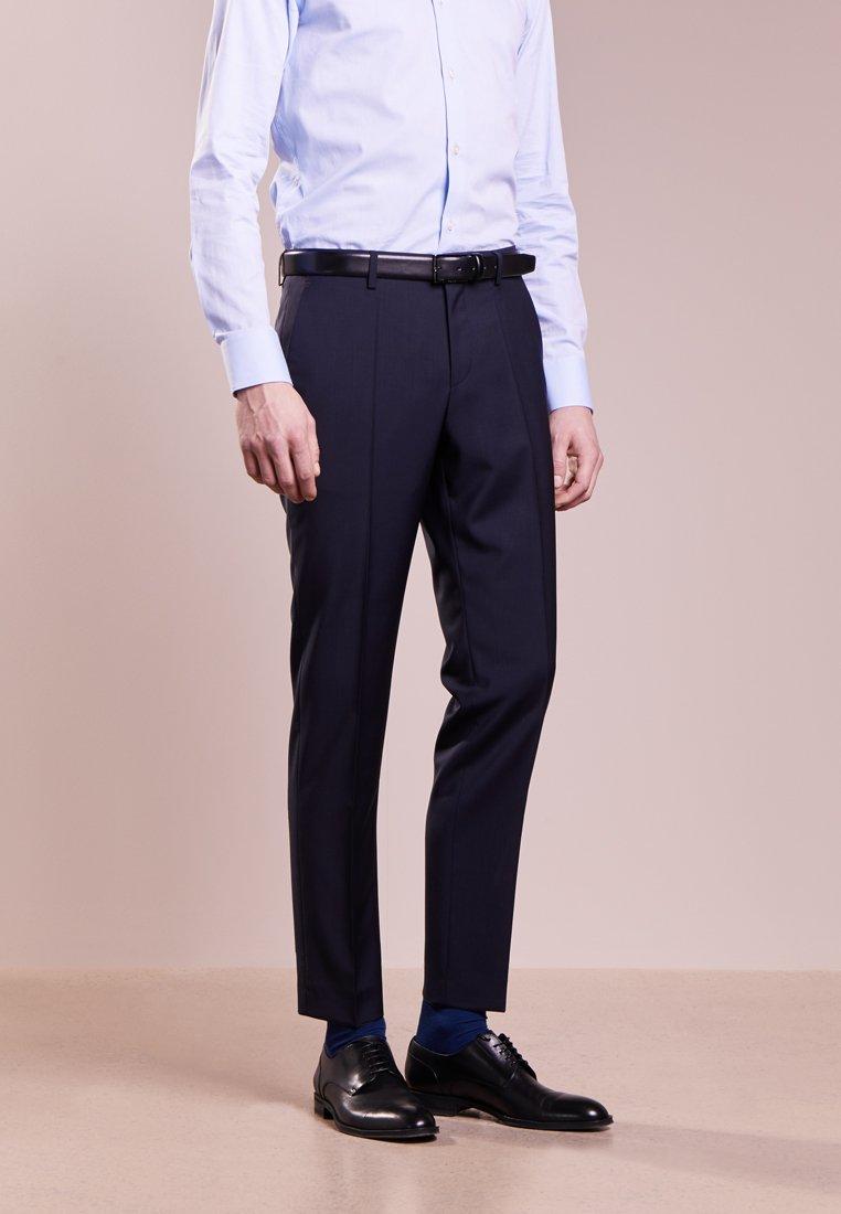 HUGO - GRIFFIN - Suit trousers - dark blue