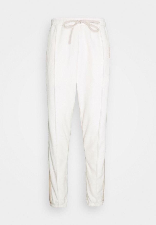 SCOT PANTS UNISEX - Kalhoty - off white