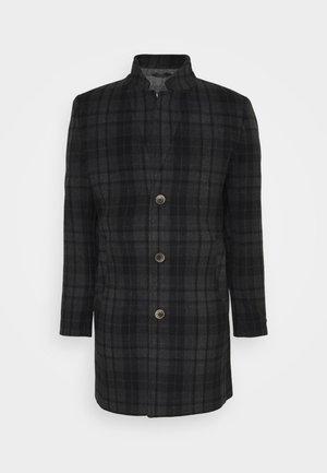 Cappotto classico - dark grey/black