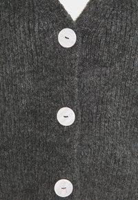 ONLY - ONLELINOR CARDIGAN - Cardigan - dark grey melange - 2
