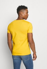 Replay - T-shirt basic - citron - 2