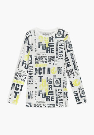 TEENS FUTURE CLIMATE ACTION - Longsleeve - offwhite