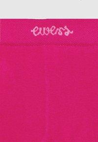 Ewers - 2 PACK - Leggings - Stockings - schwarz/pink - 3
