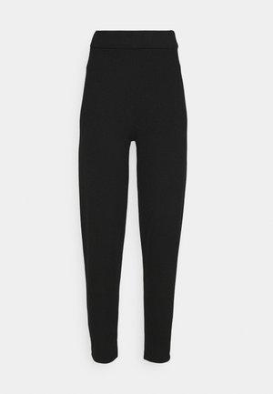 UBALDA - Trousers - nero