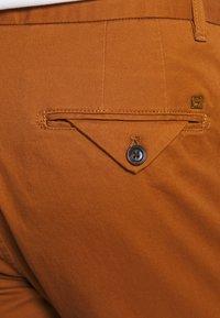Scotch & Soda - STUART CLASSIC - Chino kalhoty - tabacco - 3