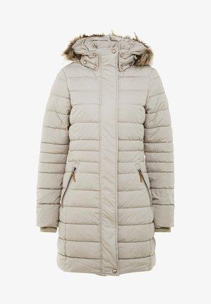 ANAMOSA - Płaszcz zimowy - cement