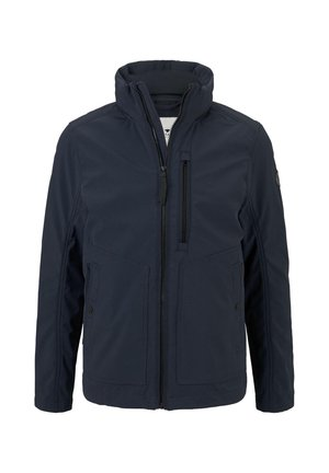JACKEN  JACKETS JACKE MIT OPTIONALER KAPUZE - Light jacket - sky captain blue