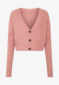 THE BOXY - Cardigan - pink