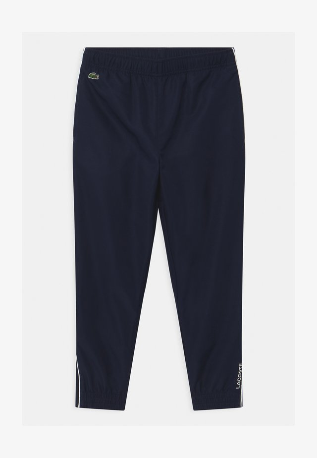 TENNIS UNISEX - Pantalon de survêtement - navy blue/white