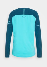 Dynafit - ALPINE PRO TEE - Sports shirt - petrol - 1