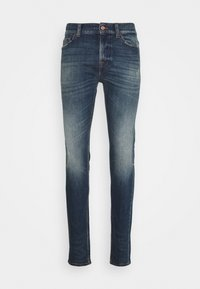 7 for all mankind - RONNIE CAVALRY  - Slim fit jeans - dark blue - 5