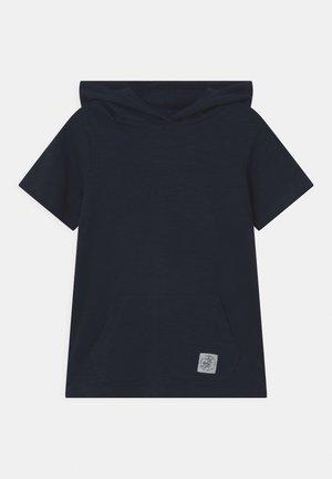 NKMHATOM  - T-shirt print - dark sapphire