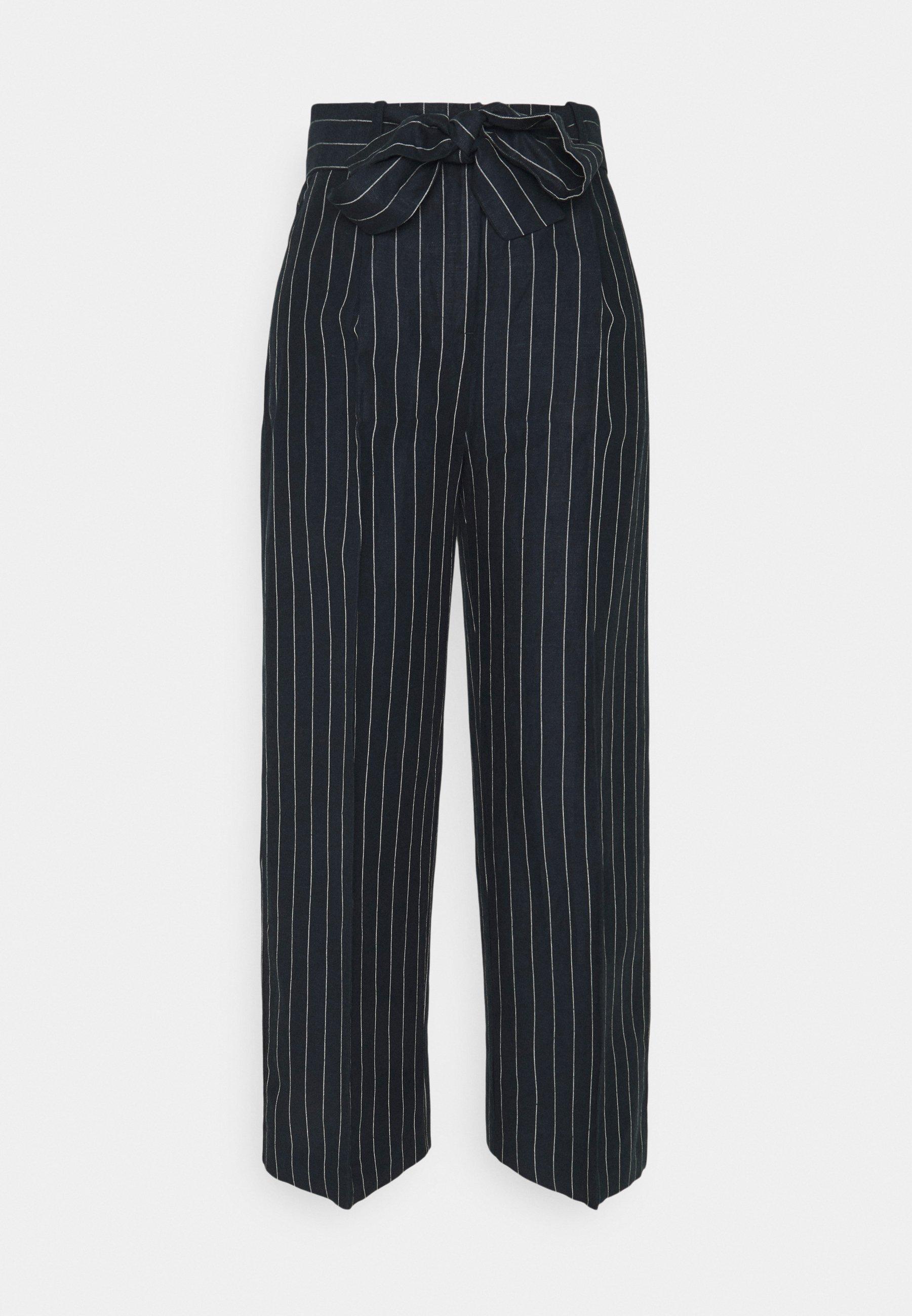 Women TROUSERS LYKKE NAUTICAL - Trousers