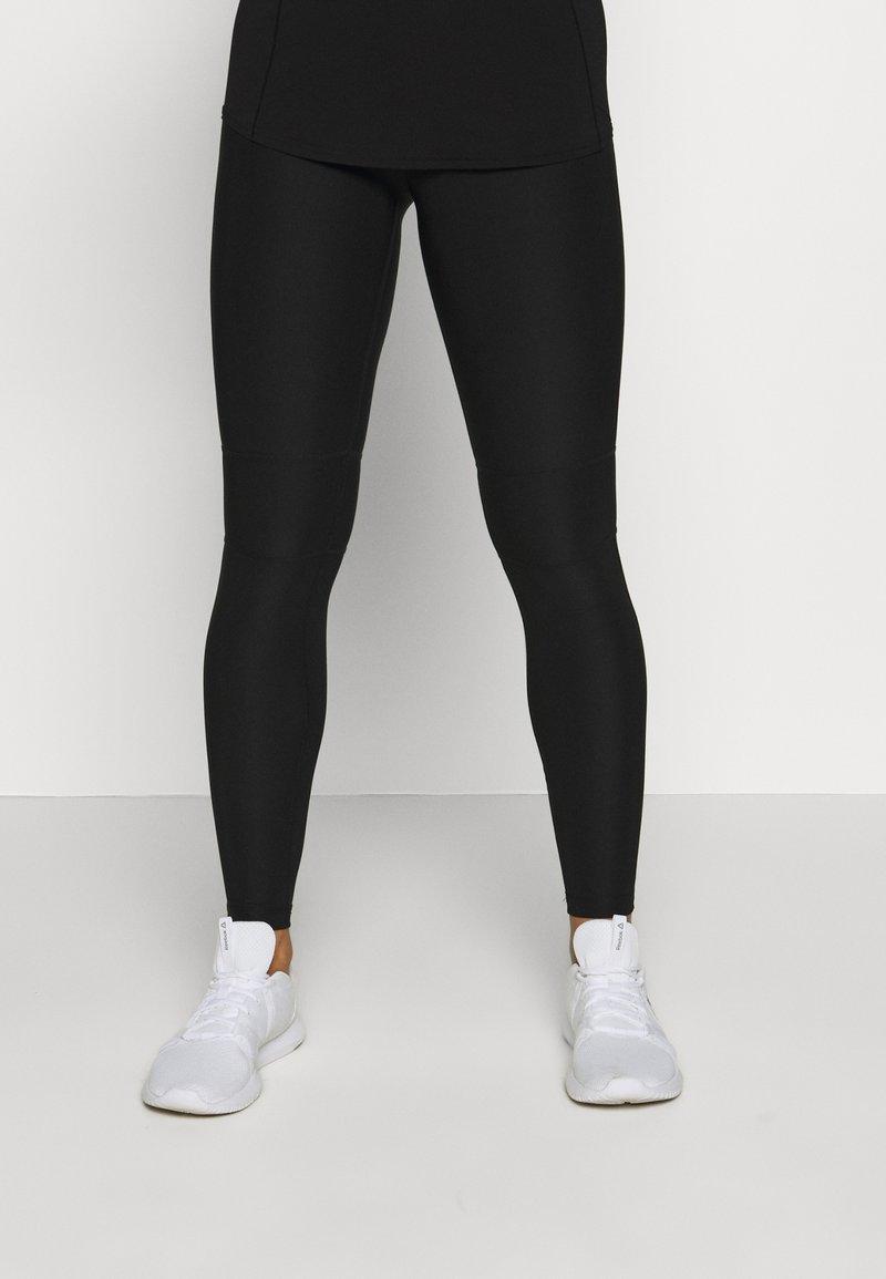 Guess - LEGGINGS - Legging - black