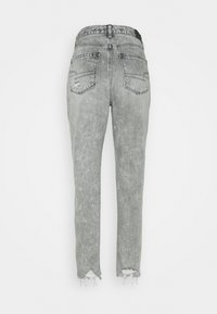 American Eagle - MOM  - Jeans slim fit - charcoal ash - 6