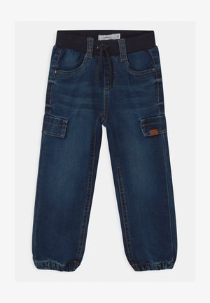 NMMBOB - Relaxed fit jeans - medium blue denim
