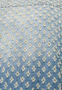 Jaded London - PULLED JACKET - Džínová bunda - light blue - 2