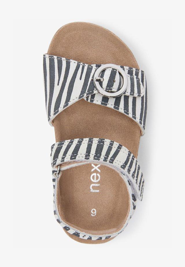 Sandály - multi coloured