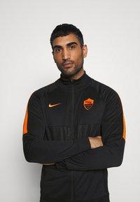 Nike Performance - AS ROM - Club wear - black/safety orange - 3
