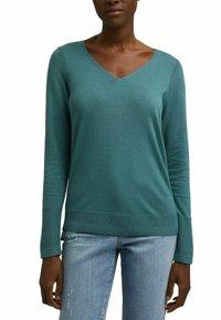 Esprit - Pullover - teal blue - 5