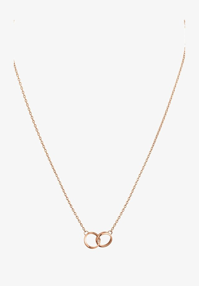 ELAN UNITY NECKLACES - Necklace - rose gold