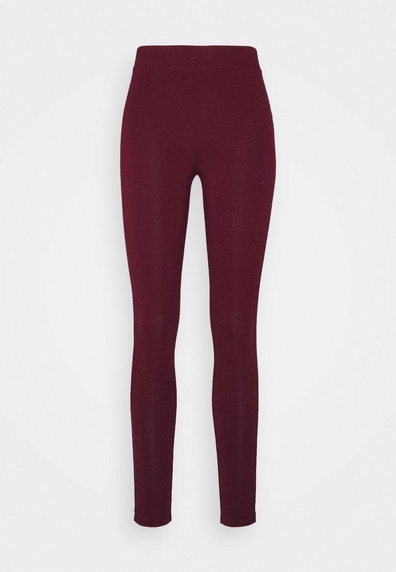 GAP Petite - BASIC - Leggings - Trousers - shiraz